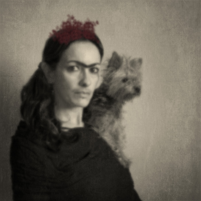 Tribute to Frida - 2014 - Photography - Paper
